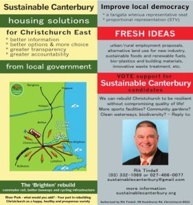 SustainableCanterbury.org flier1 - Dec 2011